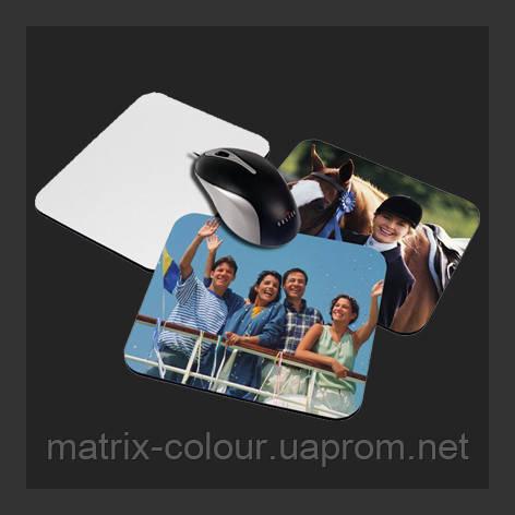 Коврик для мыши с вашим изображениями (210х170х3 мм.)
