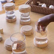 Набор Guidecraft Natural Play Сокровища в баночках, прозрачный (G3086), фото 2