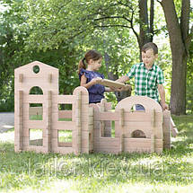 Набор гигантских стройблоков Guidecraft Block Play, 89 шт. (G6110), фото 3