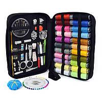 Швейный набор S&L универсальный набор для шитья MEDIUM PRO V2, Дорожный набор, Прикладные материалы для шитья