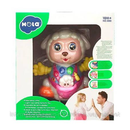 Игрушка Hola Toys Счастливая овечка (888), фото 2