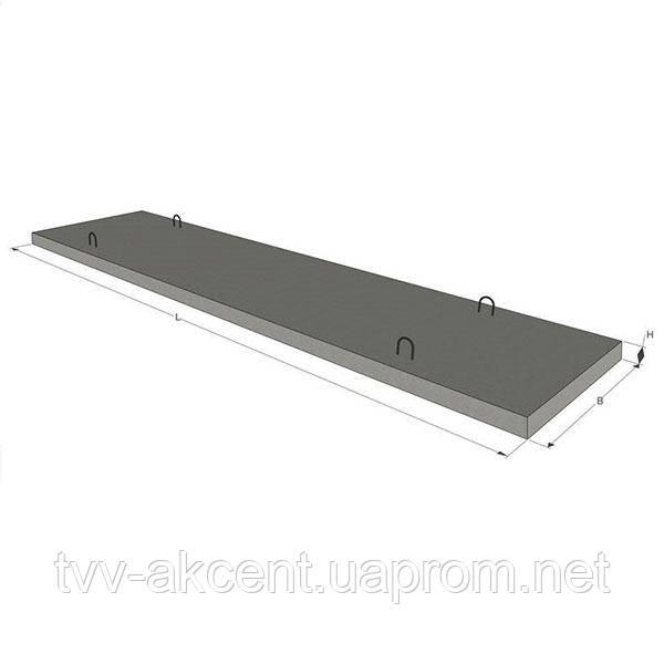 Плита лотка  инженерных сетей ПТ-12.5-13-13 (1300*1300*80)