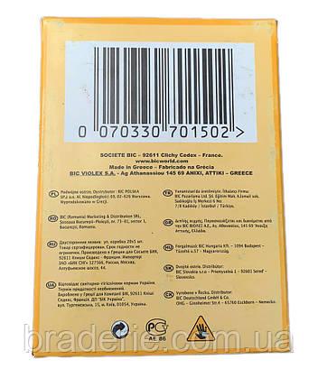Классические лезвия BIC Chrome platinum 100 шт, фото 2