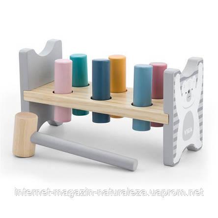 Игровой набор Viga Toys PolarB Забей гвоздик (44009), фото 2