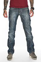 Мужские джинсы Franco Benussi 1062 синие