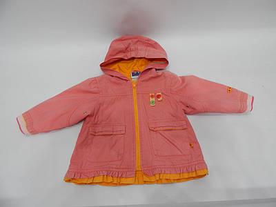 Куртка -ветровка детская с капюшоном  Topolino, рост 80  037д