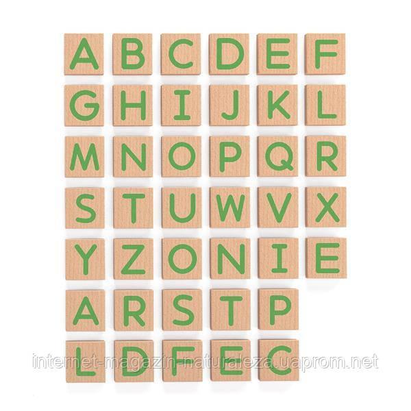 Набор Viga Toys Магнитные буквы Заглавные 40 шт. (50588)