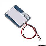LED сенсорний Індикатор рівня заряду ємності батареї АКБ 12В. тестер вимірювач потужності навантаження вольтметр, фото 5