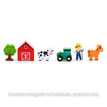"Доп. набор к ж/д Viga Toys ""Ферма"" (50812)"