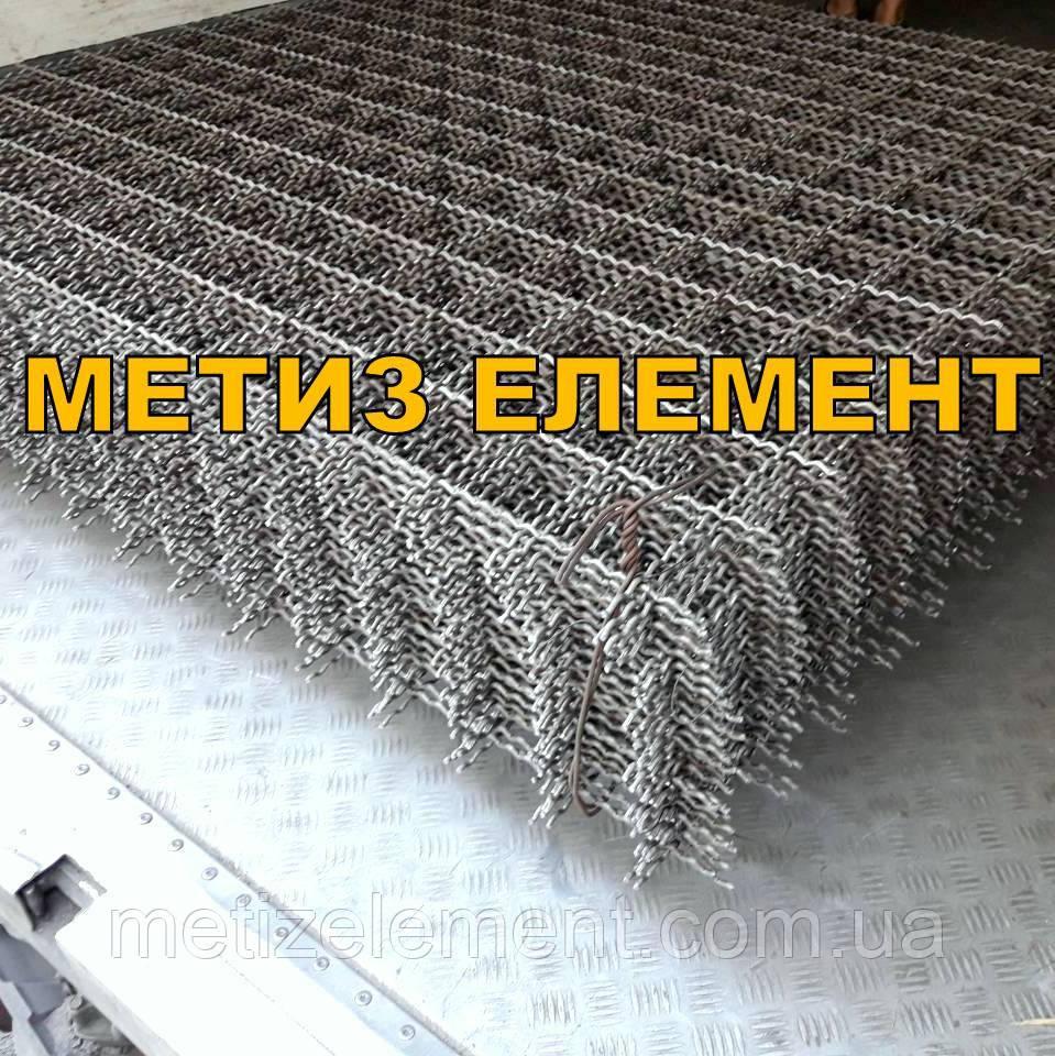 100x100x5,0 сетка канилированная