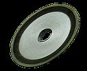 Круг алмазный заточной 12R4 125x3x2x13x32 125/100 AC4 B2-01 шлифовальный тарельчатый, фото 2