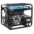 Дизельный генератор Konner & Sohnen KS 8102HDE-1/3 ATSR, фото 3