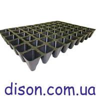 Кассеты для рассады 160 ячеек, размер 40см х 60см. Упаковка 100 шт.