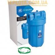 НОВИНКА! Фильтр колбовый для холодной воды Aquafilter FH10B1_M, 1 дюйм