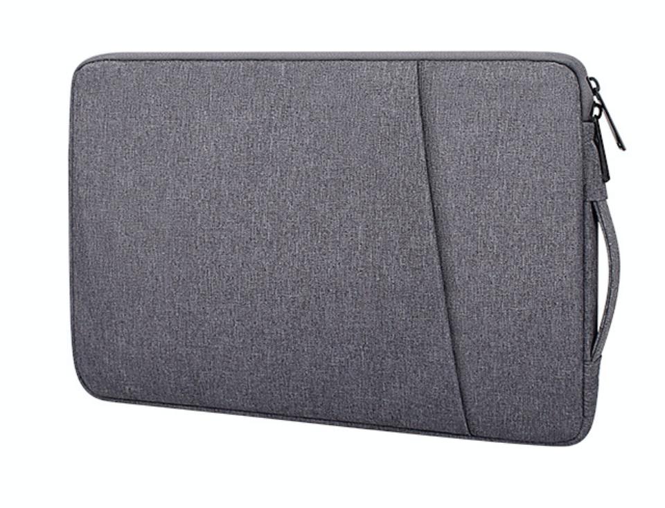 Чехол для Макбук Macbook Air/Pro 13,3'' 2008-2020 темно-серый