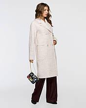 Женское пальто демисезонное классическое  рр 50,52