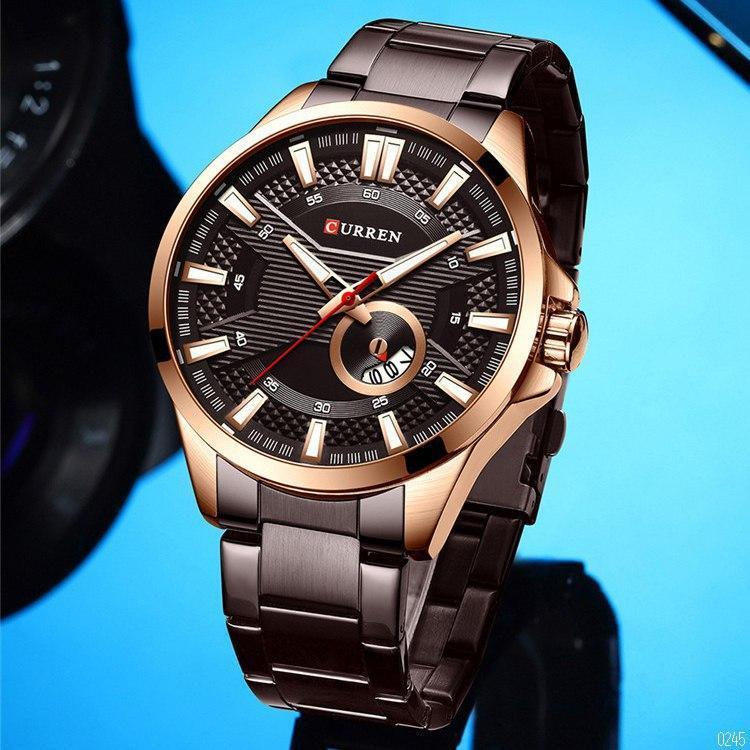 Часы мужские кварцевые Curren AB-1008-0245