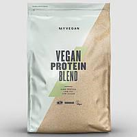 Myprotein Vegan Blend 2,5 кг вегетарианский растительный рисовый гороховый конопляный комплексный протеин вег