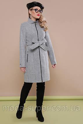 Женское пальто приталенного силуэта  рр 42,46, фото 2