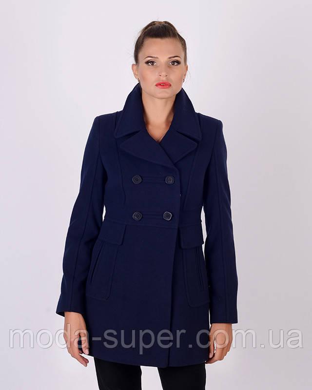 Женское пальто в стиле BABY-DOLL рр 40-48