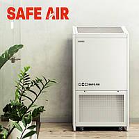 SAFE AIR - промисловий очисник повітря останнього покоління