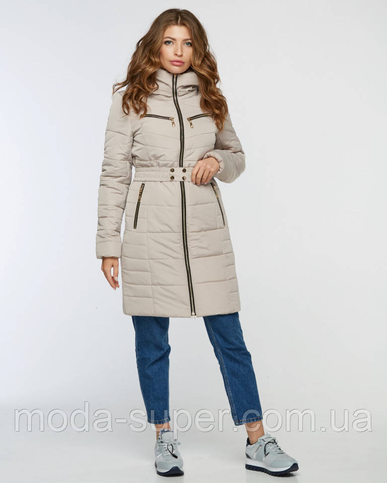 Куртка жіноча подовжена демисезони рр 44-52