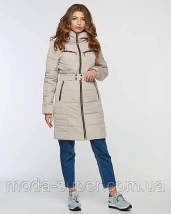 Куртка жіноча подовжена демисезони рр 44-52, фото 2