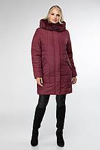 Зимова куртка з плащової тканини з з'ємним хутром 50-60 рр