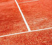 Теннисит – покрытие для теннисных кортов (грунтовый корт). СБК