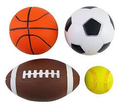 М'ячі для командних ігор