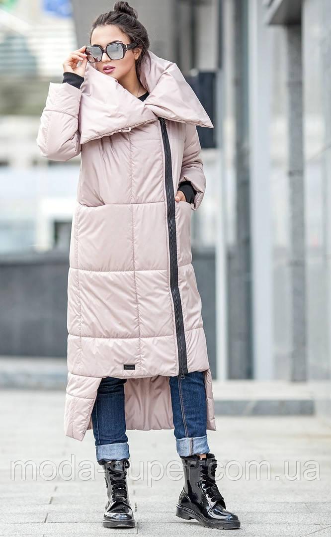 Зимове пальто - ковдру,рр L-XL