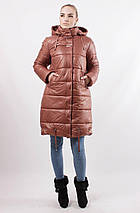Женская зимняя куртка-пуховик рр 48-56, фото 3