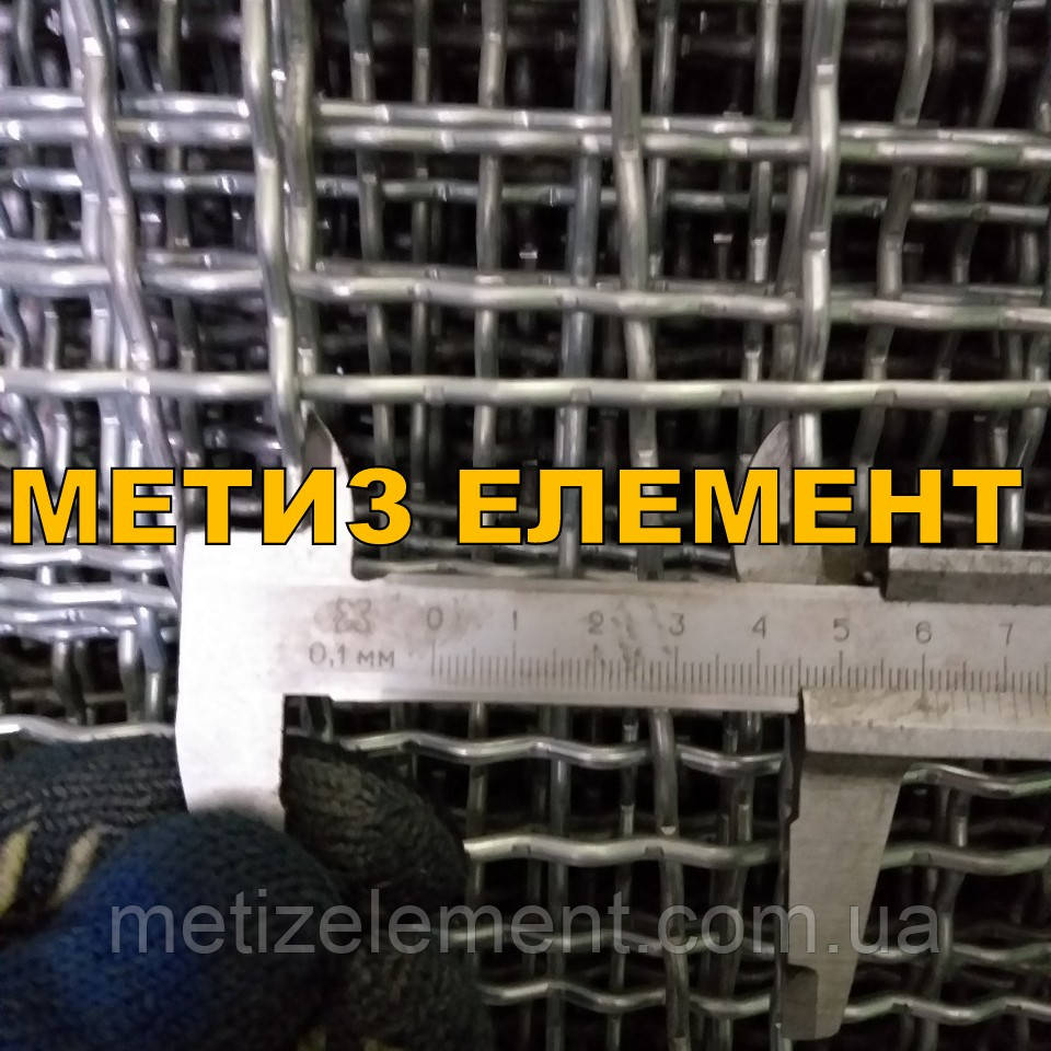 45х45х3,0 сетка канилированная оцинкованная