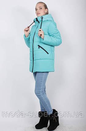 Зимняя куртка-пуховик, рр 48-58, фото 2