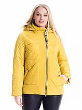 Женская куртка стильная молодежная рр 46-66, фото 2