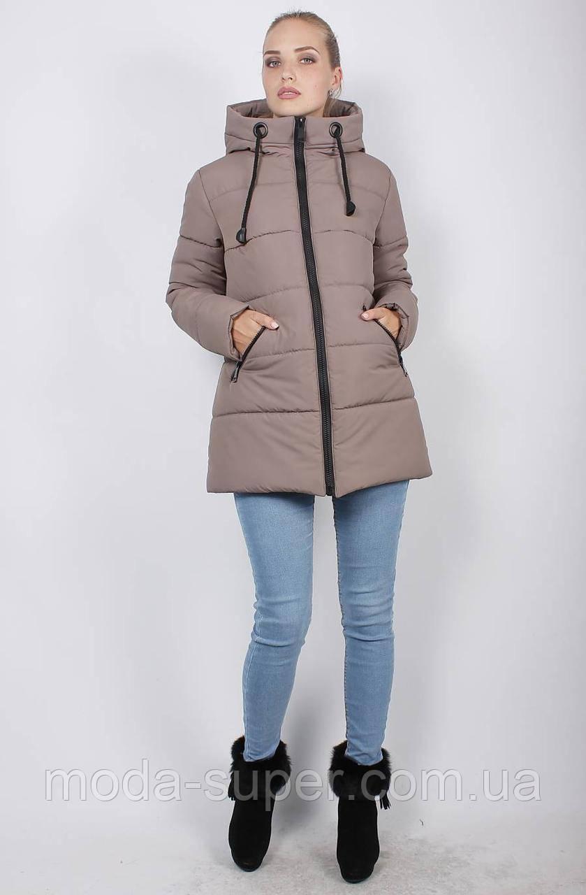 Зимова куртка-пуховик, рр 48-58