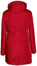 Женская демисезонная куртка большие размеры рр 54-70, фото 2