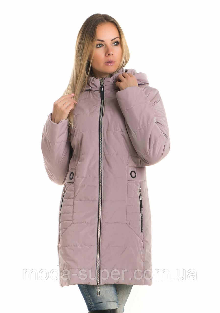 Женская молодежная куртка деми рр 42. 44. 46
