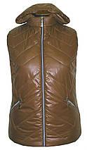 Женская жилетка больших размеров рр 54-64, фото 2