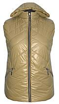 Женская жилетка больших размеров рр 54-60, фото 2