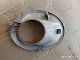 Решітка протитуманної фари ліва Ford Mondeo 3 1s7117a990, фото 3
