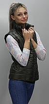 Жилет женский из плащевки,большие размеры  рр 42-74, фото 3