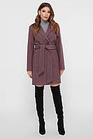 Женское пальто деми с английским воротником   рр 42,46,50