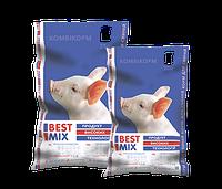 Комбикорм Best Mix откорм для свиней 25кг