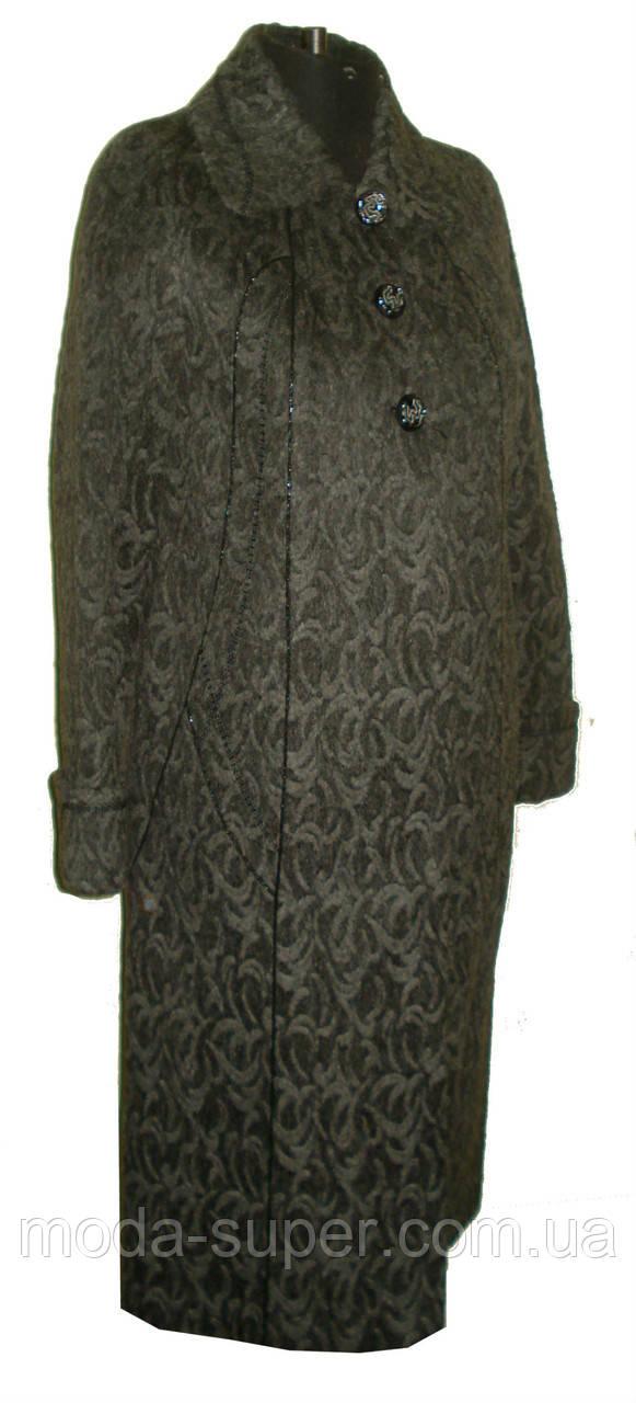 Демисезонное женское пальто рр 48 и 50