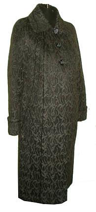 Демисезонное женское пальто рр 48 и 50, фото 2