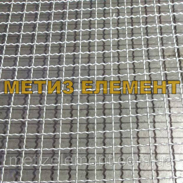 30x30x4,0 сетка канилированная оцинкованная