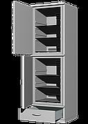 Шкаф для агрессивных сред