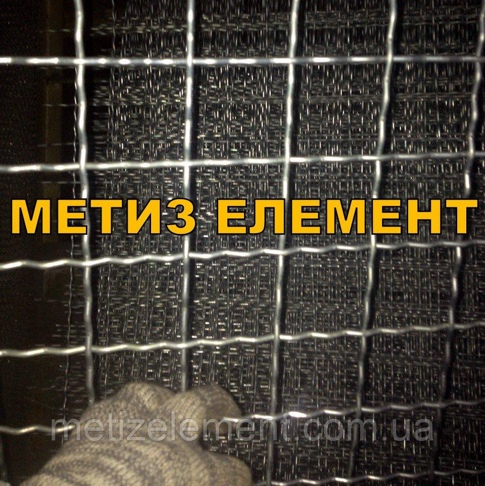 35x35x4,0 сетка канилированная оцинкованная