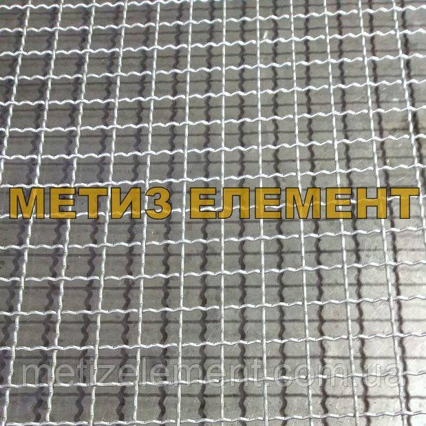 35x35x3,0 сетка канилированная оцинкованная